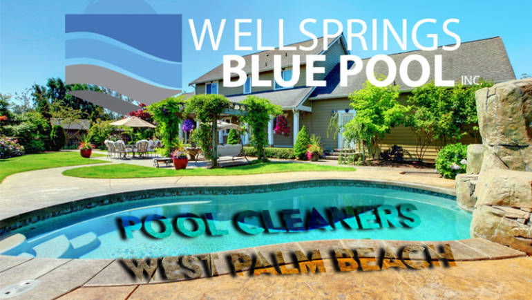 Pool Cleaners West Palm Beach