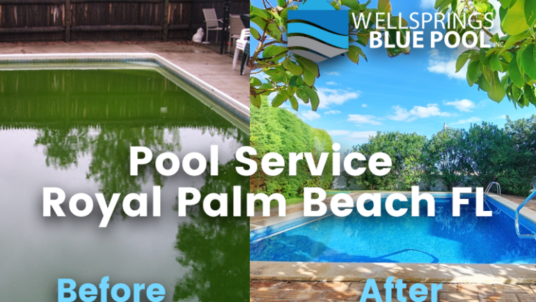 Pool Service Royal Palm Beach FL