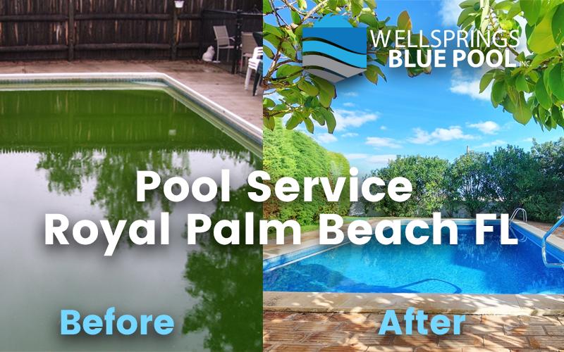 Pool Service Royal Palm Beach FL